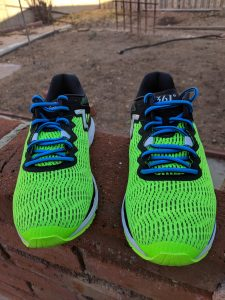 Sensation 3 running shoe, Accelerate 3 coaching, accelerate 3